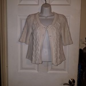 American Eagle Outfitters Cropped Cardigan Sweater
